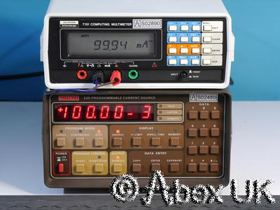 Solartron (Schlumberger) 7151 Computing 6.5 Digit Digital Multimeter GPIB (1)