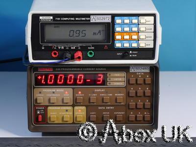 Solartron (Schlumberger) 7151 Computing 6.5 Digit Digital Multimeter GPIB (2)