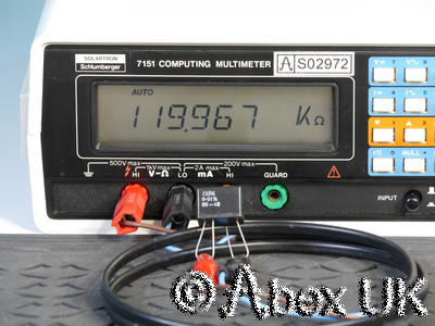 Solartron (Schlumberger) 7151 Computing 6.5 Digit Digital Multimeter GPIB (2)