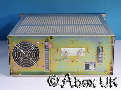 Sorensen DCR600-3B 1800 Watt Power Supply, 0-600V 0-3A