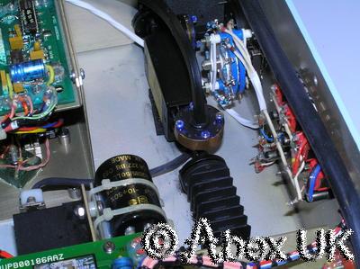 TWTA 44GHz 25 Watts MilSat Uplink Travelling Wave Amplifier STC AF07C1A 25 NOS