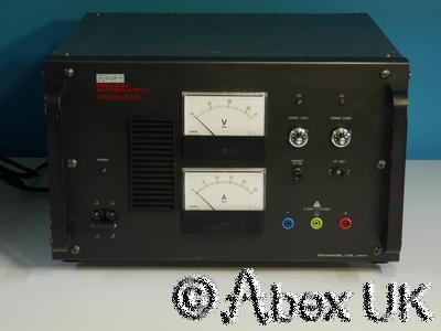 Takasago GP035-50R Power Supply 0-35V 0-50A