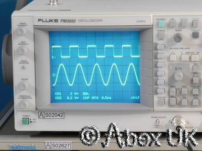 Tektronix FG5010 Programmable 0.01Hz - 20MHz Function Generator Plugin