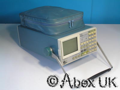 Tektronix (Sony) 308 Portable Logic Analyser with Probes
