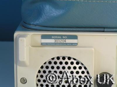Tektronix (Sony) 308 Portable Logic Analyser with Probes