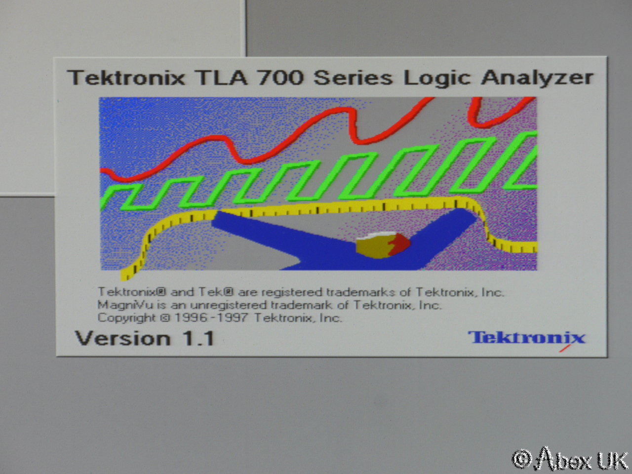 Tektronix Tla 711 7l2 68 Channel Logic Analyser And 7d1 25gs S Dso Analyzer Diagram