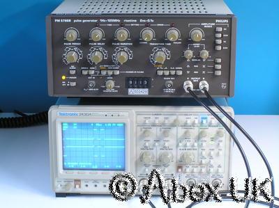 Tektronix 2430A Digital Oscilloscope, Dual Channel, 150MHz, GPIB