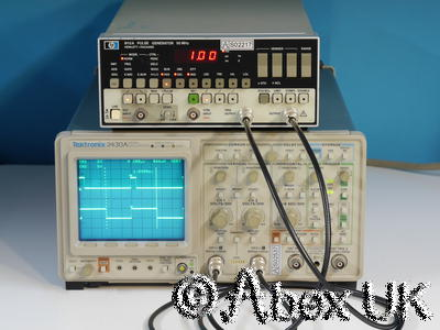 Tektronix 2430A Digital Oscilloscope, Dual Channel, 150MHz, GPIB (2)