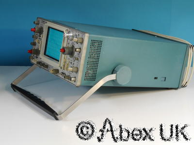 Tektronix 465 100MHz Dual Channel Oscilloscope Dual / Delayed Timebase