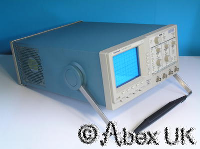 Tektronix TAS485 200MHz Quad Channel Oscilloscope Dual Timebase / Cursors (1)