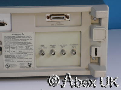 Tektronix TDS540 500MHz 4 Channel Digital Oscilloscope GPIB Spares or Repair