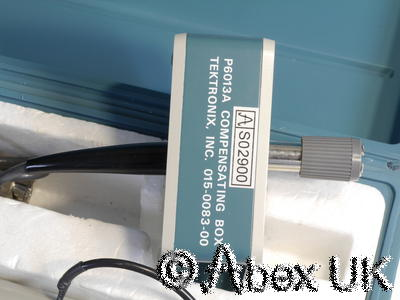 Tektronix P6013A High Voltage Oscilloscope Probe 50MHz 12kV