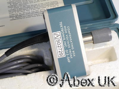 Tektronix P6015 High Voltage Oscilloscope Probe 75MHz 40kV