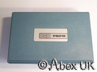 Tektronix P6015 High Voltage Oscilloscope Probe 75MHz 40kV