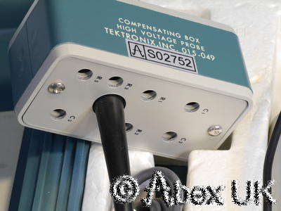 Tektronix P6015 High Voltage Oscilloscope Probe 75MHz 40kV (2)