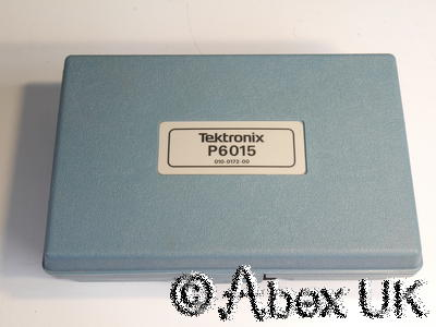 Tektronix P6015 High Voltage Oscilloscope Probe 75MHz 40kV (3)
