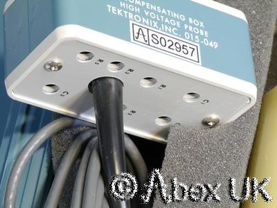 Tektronix P6015 High Voltage Oscilloscope Probe 75MHz 40kV (4)