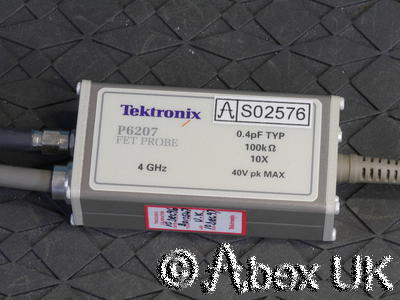 Tektronix P6207 4GHz FET Probe (For TDS820 or similar) (2)
