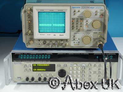 Tektronix 492P Spectrum Analyser 21/220GHz Opt 1/2/3 Preselect, Digital, NB/PLL