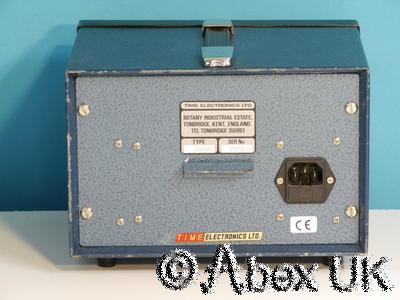 Time 2003s D.C. Voltage Calibrator +/- 0-10V Nice (2)