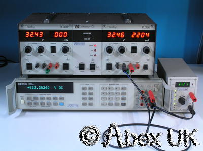TTI Thurlby Thandar PL320T-GP 32V 2A Dual Power Supply with GPIB