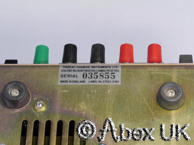 TTI (Thurlby Thandar) TS3021S 0-30V 0-2A Bench Power Supply