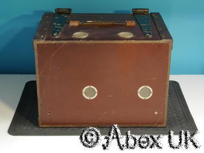 Vintage WY2521 Telephone Line Tester Valve/Tube Audio