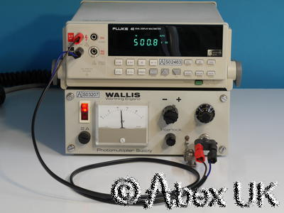 Wallis IPM PMT High Voltage Power Supply +/- 1000V