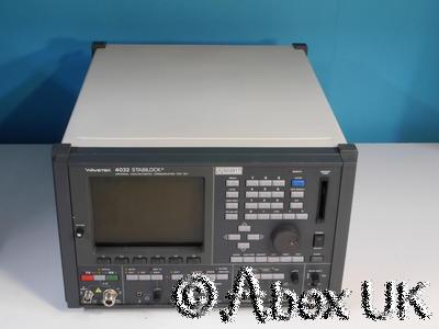 Wavetek Stabilock 4032 1GHz Radio Communication Test Set