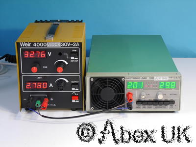 Weir 4000 0-30V 0-2A Bench Power Supply