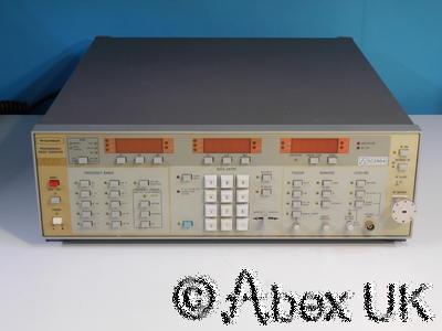 Wiltron (Anritsu) 6672A 40-60GHz Sweep Signal Generator WG24 / WR19 GPIB