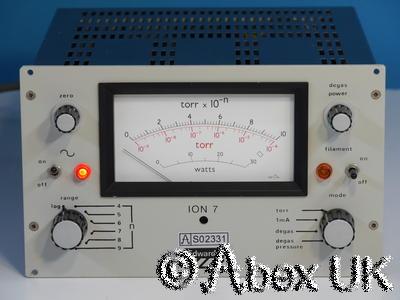 Edwards (BOC) Ion 7 Gauge Display / Controller
