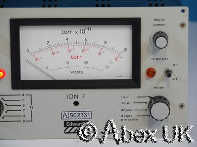 Edwards (BOC) Ion 7 Gauge Display / Controller