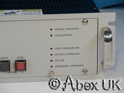 Edwards (BOC) Seiko Seiki STP400 Turbomolecular Vacuum Pump Controller NOS