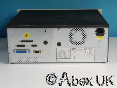Hiden HAL100 Quadrupole RGA Mass Spectrometer with Head