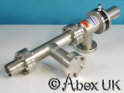 Hiden HAL100 Quadrupole RGA Mass Spectrometer with Head
