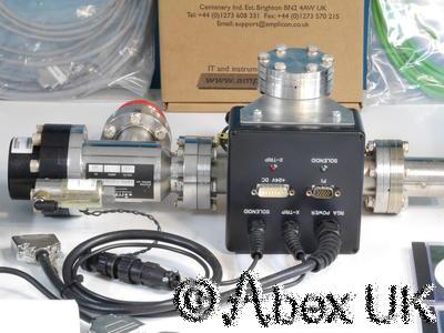 MKS Microvision Plus Residual Gas Analyser System (RGA, Mass Spectrometer) NOS?