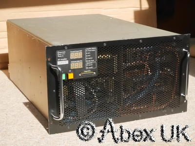 Programmable Power Supply 7kW HF RF Plasma Power Amplifier (AMAT)