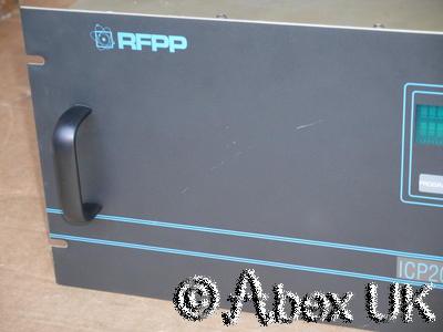 RFPP ICP20P 27.12MHz 2kW RF Power Source Plasma Generator