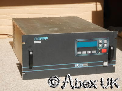 RFPP RF20S 13.56MHz 2kW RF Power Amplifier / Source Plasma Generator